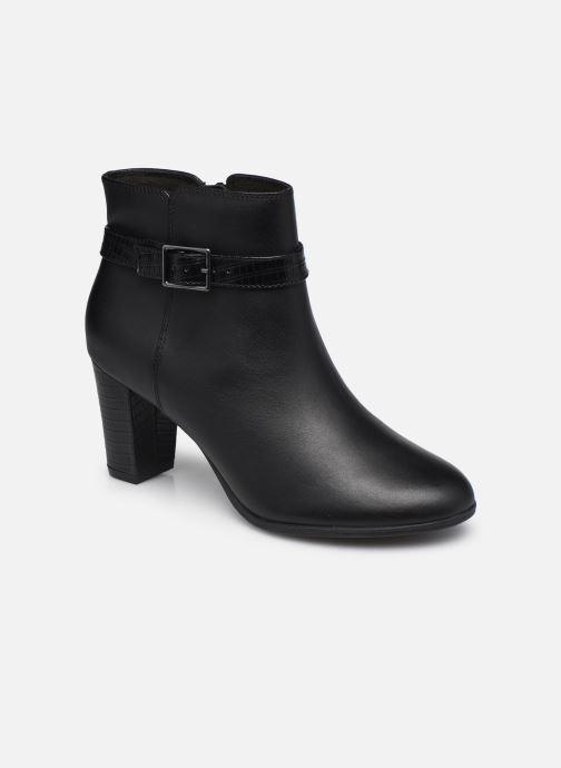 Bottines et boots Clarks Alayna Juno Noir vue détail/paire
