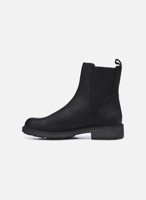 Bottines et boots Clarks Orinoco2 Top Noir vue face