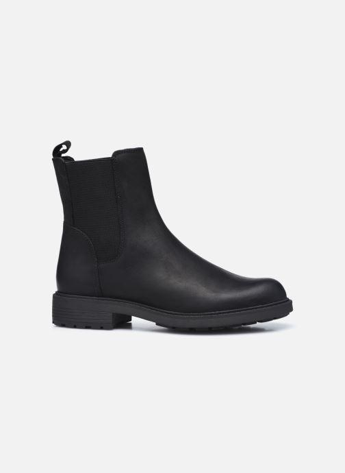 Bottines et boots Clarks Orinoco2 Top Noir vue derrière