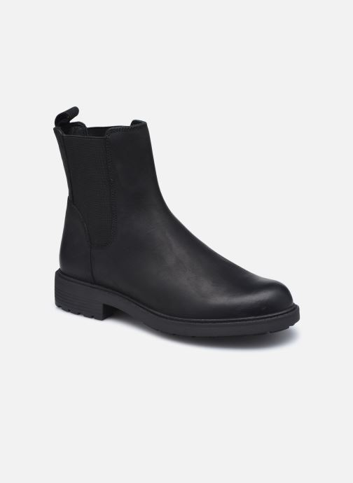 Bottines et boots Clarks Orinoco2 Top Noir vue détail/paire
