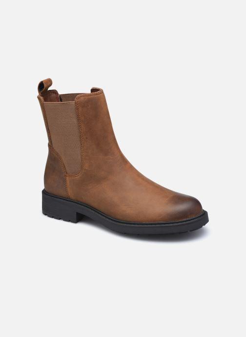 Stiefeletten & Boots Clarks Orinoco2 Top braun detaillierte ansicht/modell