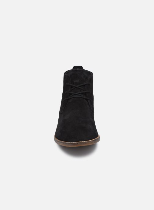 Stiefeletten & Boots Clarks Camzin Grace schwarz schuhe getragen