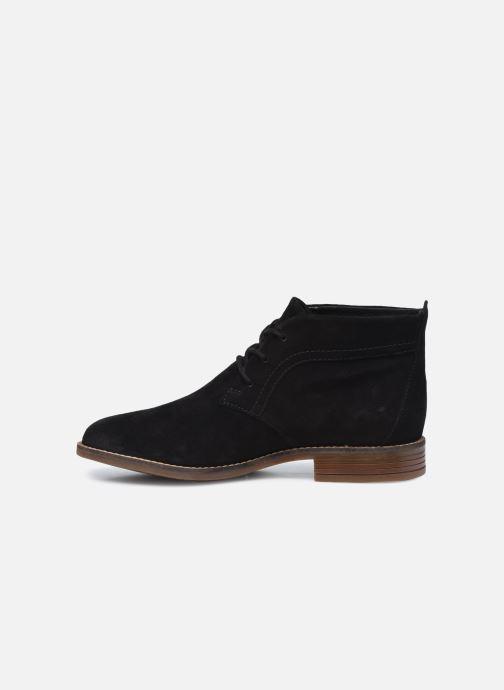 Stiefeletten & Boots Clarks Camzin Grace schwarz ansicht von vorne