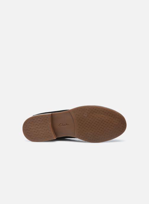 Stiefeletten & Boots Clarks Camzin Grace schwarz ansicht von oben