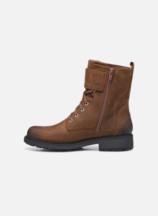 Bottines et boots Clarks Orinoco2 Lace Marron vue face