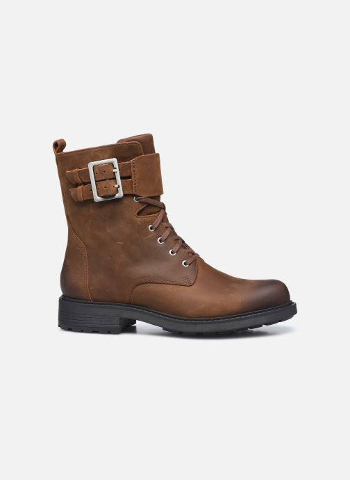 Bottines et boots Clarks Orinoco2 Lace Marron vue derrière