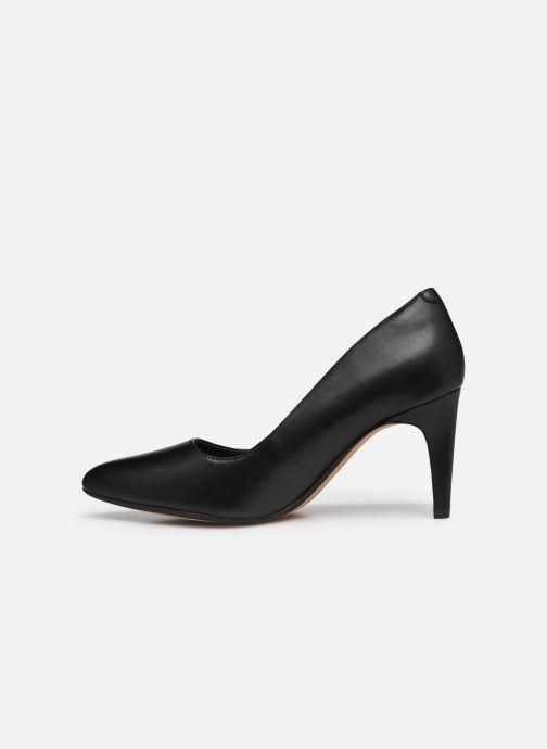 Zapatos de tacón Clarks Laina Rae 2 Negro vista de frente