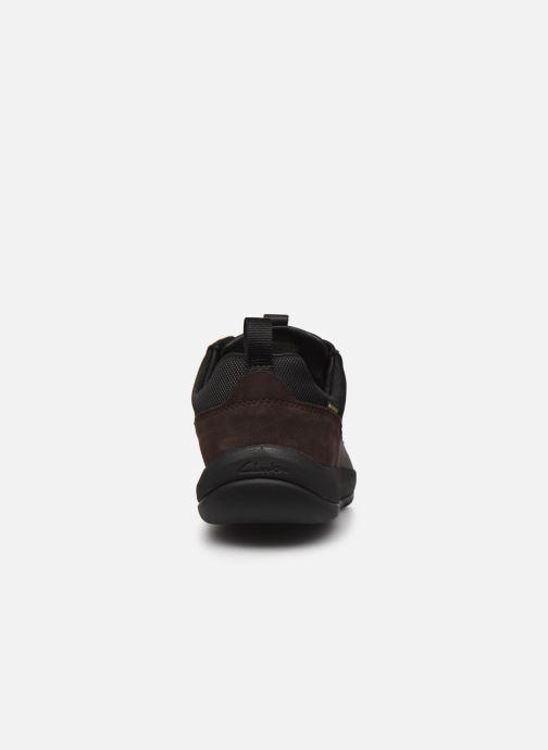Sneakers Clarks AshcombeLoGTX Marrone immagine destra