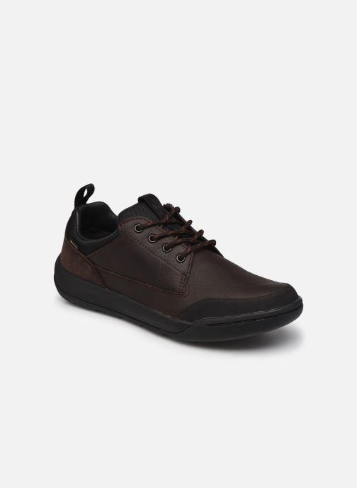 Sneakers Clarks AshcombeLoGTX Marrone vedi dettaglio/paio