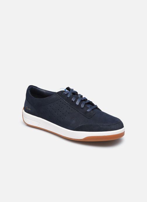 Sneakers Clarks HeroAir Lace Blauw detail