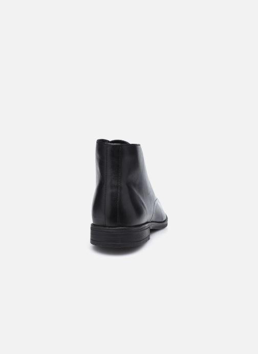 Bottines et boots Clarks Stanford Lo Noir vue droite