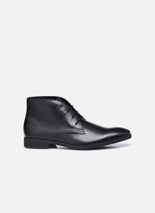 Bottines et boots Clarks Stanford Lo Noir vue derrière