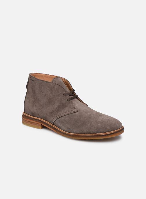 Bottines et boots Clarks Clarkdale DBT Marron vue détail/paire