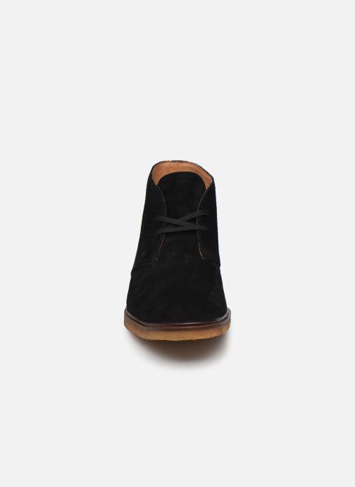 Stiefeletten & Boots Clarks Clarkdale DBT schwarz schuhe getragen