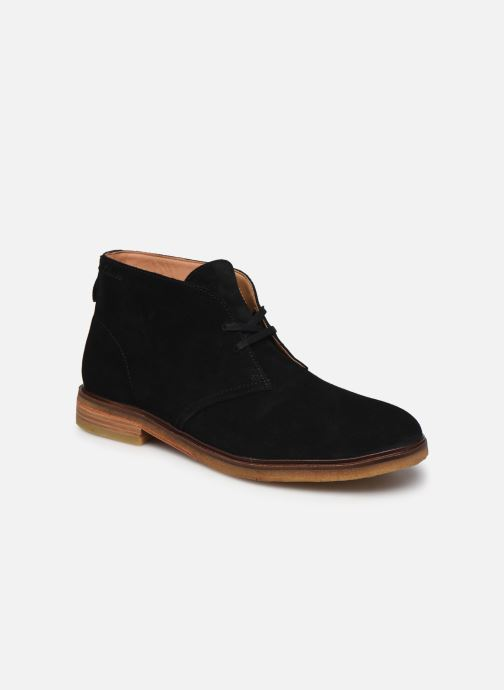 Stiefeletten & Boots Clarks Clarkdale DBT schwarz detaillierte ansicht/modell