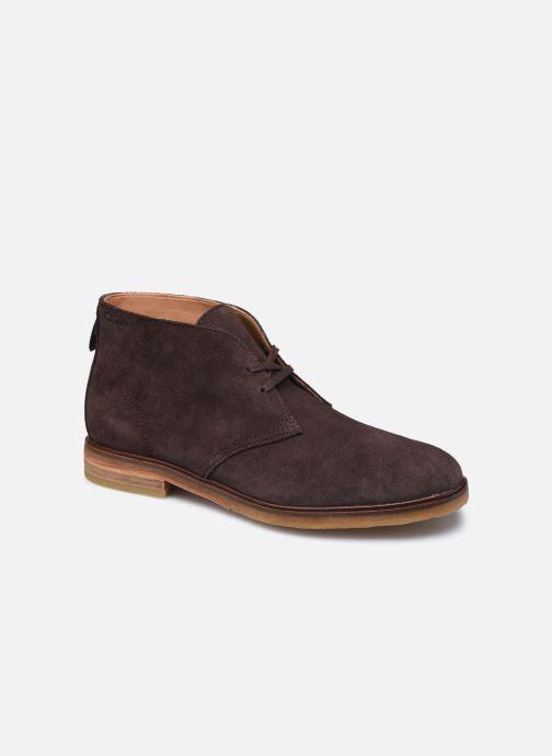 Stiefeletten & Boots Clarks Clarkdale DBT braun detaillierte ansicht/modell