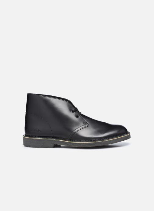 Botines  Clarks Desert Boot 2 Negro vistra trasera