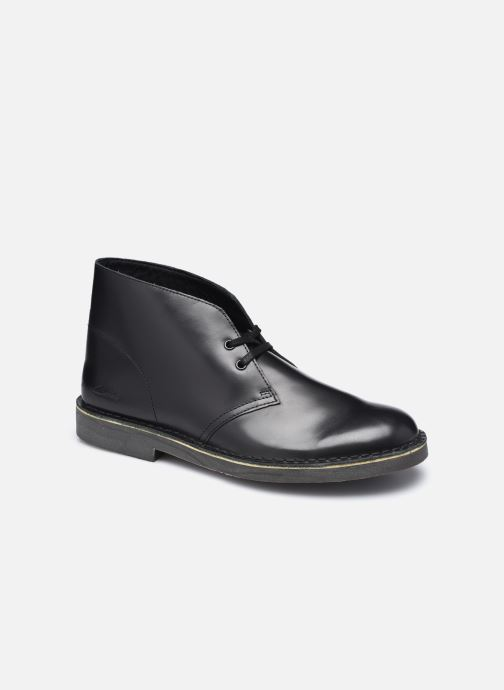 Botines  Clarks Desert Boot 2 Negro vista de detalle / par