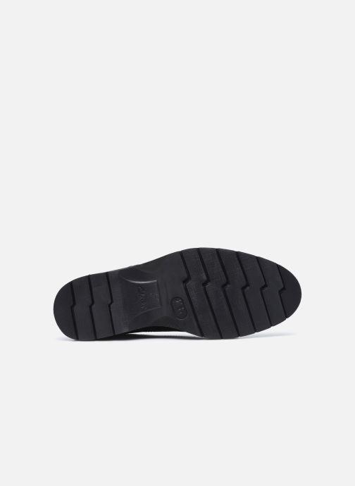 Zapatos con cordones Clarks Bayhill Plain Negro vista de arriba