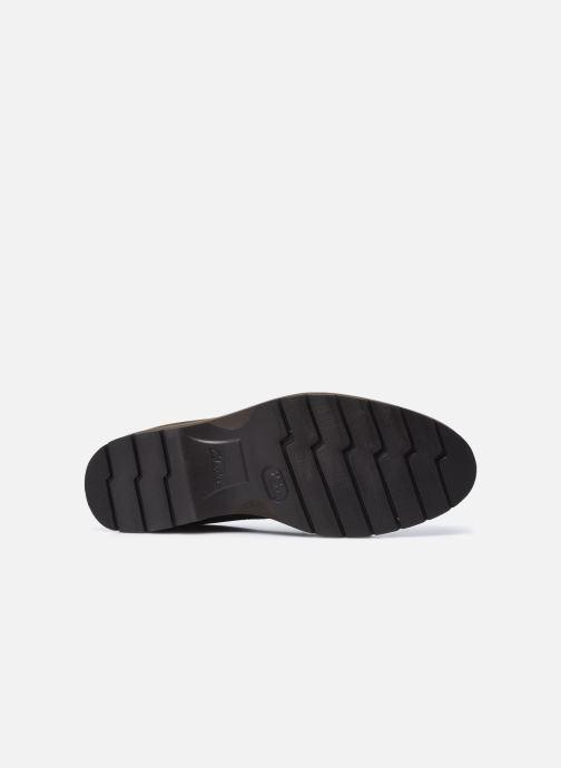 Chaussures à lacets Clarks Bayhill Plain Marron vue haut