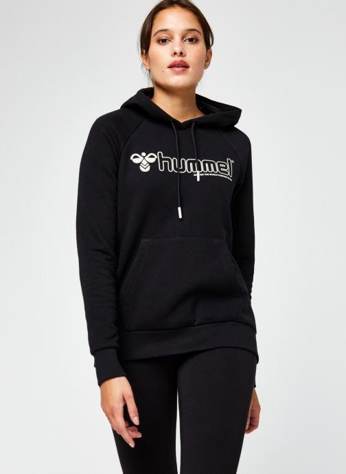 Vêtements Hummel Hmlnoni Hoodie Noir vue droite