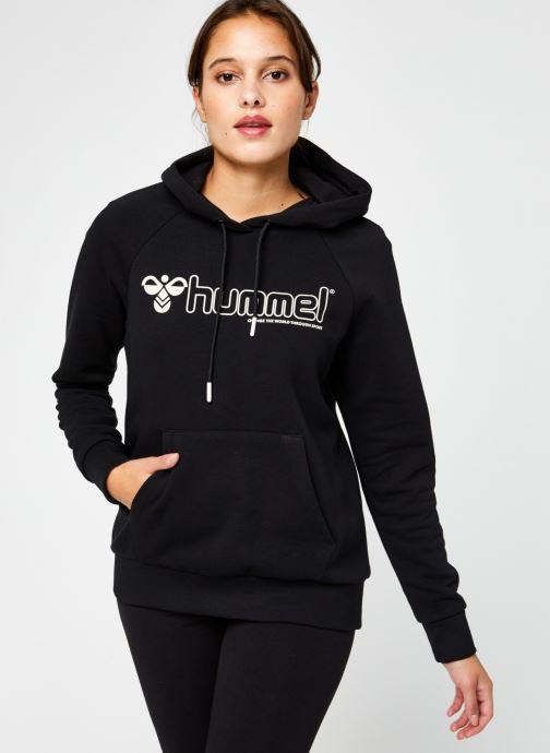 Vêtements Hummel Hmlnoni Hoodie Noir vue détail/paire