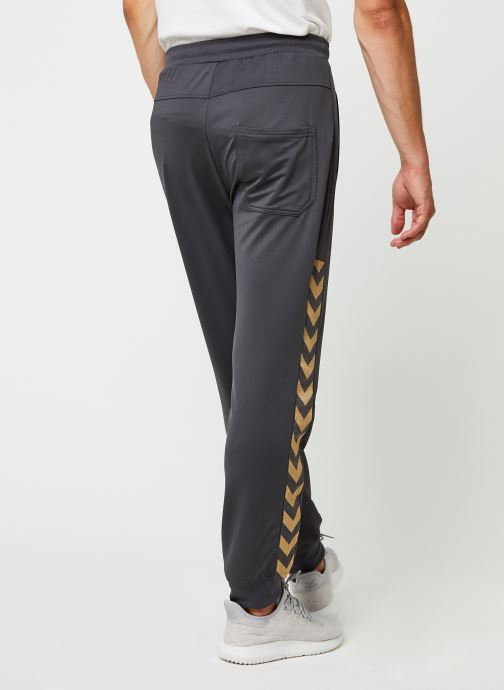 Vêtements Hummel Hmlnathan Pants Selected By Mister V Gris vue portées chaussures