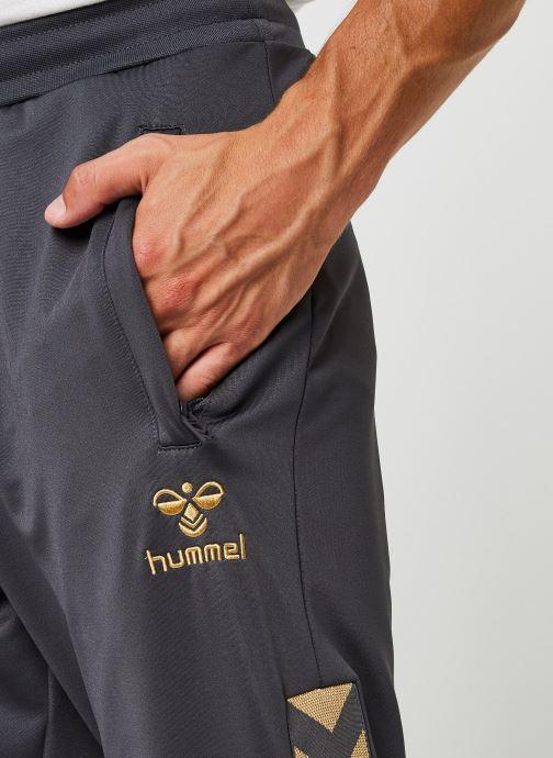 Vêtements Hummel Hmlnathan Pants Selected By Mister V Gris vue face