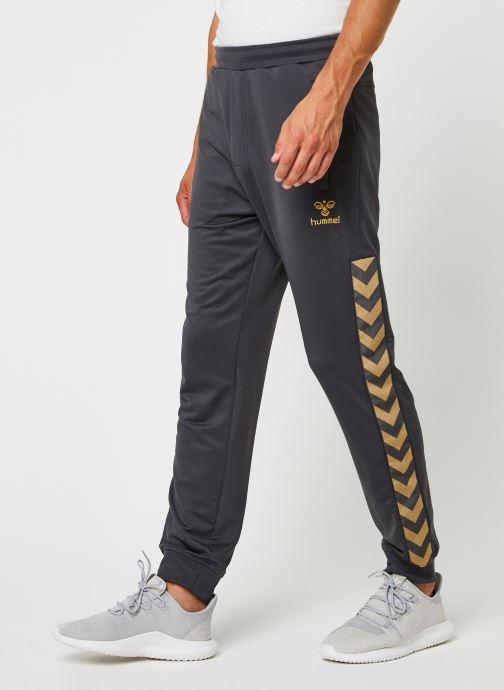 Vêtements Hummel Hmlnathan Pants Selected By Mister V Gris vue détail/paire