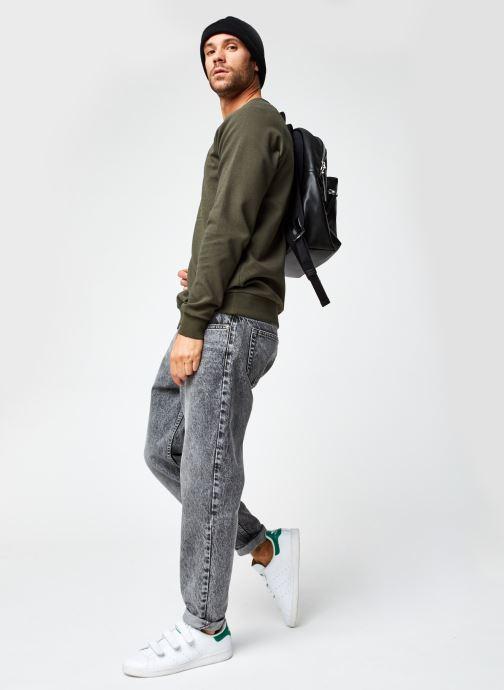 Vêtements Hummel Hmldare Sweat Shirt Vert vue bas / vue portée sac