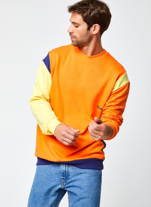 Vêtements Accessoires Hmlmulti Color Sweatshirt Cotton Bio Selected By Mister V