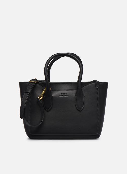 Handtaschen Polo Ralph Lauren MINI SLOANE SATCHEL SMALL schwarz detaillierte ansicht/modell