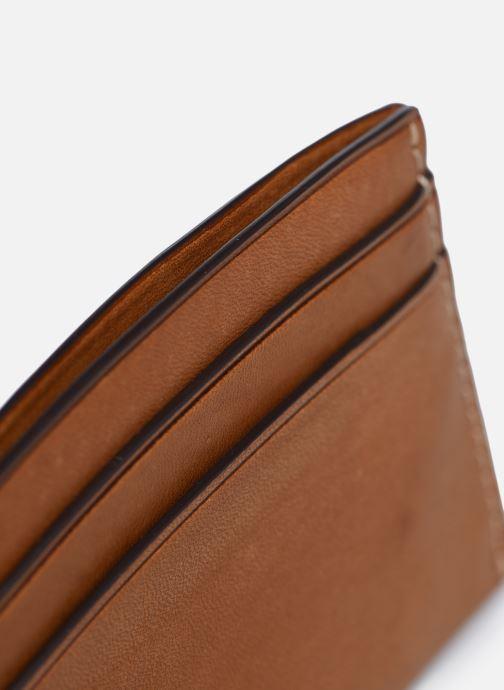 Petite Maroquinerie Polo Ralph Lauren CARD CASE Marron vue derrière