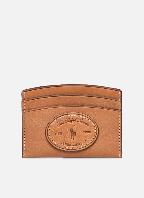 Petite Maroquinerie Polo Ralph Lauren CARD CASE Marron vue détail/paire