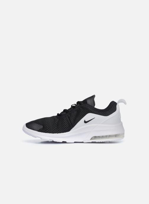 Sneaker Nike Nike Air Max Motion 2 (Gs) schwarz ansicht von vorne