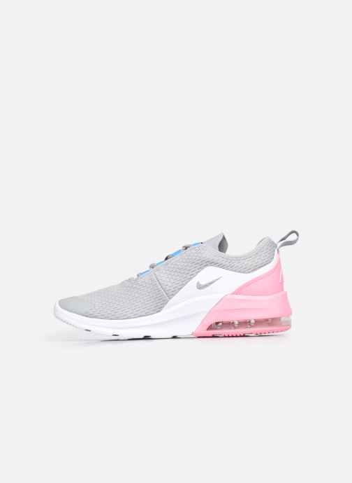 Sneaker Nike Nike Air Max Motion 2 (Gs) grau ansicht von vorne