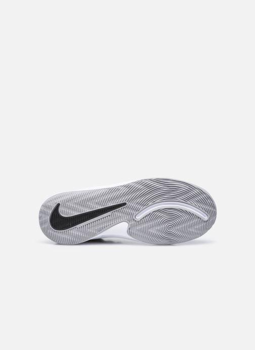 Chaussures de sport Nike Team Hustle D 9 (Gs) Noir vue haut