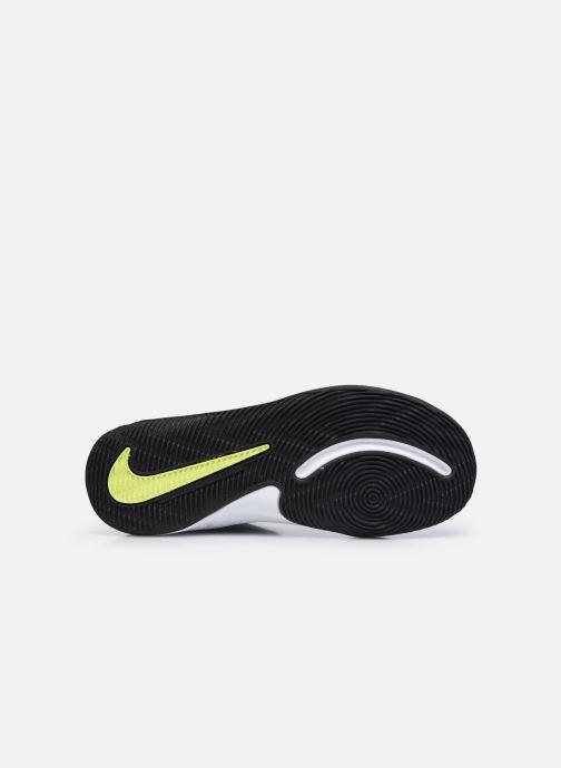 Sportschuhe Nike Team Hustle D 9 (Ps) weiß ansicht von oben