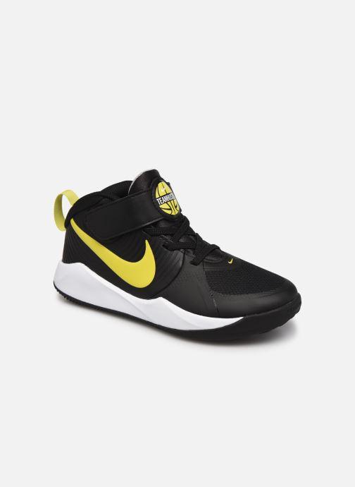 Chaussures de sport Nike Team Hustle D 9 (Ps) Noir vue détail/paire