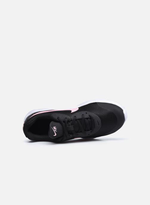 Sneakers Nike Nike Air Max Oketo (Gs) Nero immagine sinistra