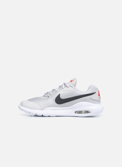 Sneaker Nike Nike Air Max Oketo (Gs) grau ansicht von vorne