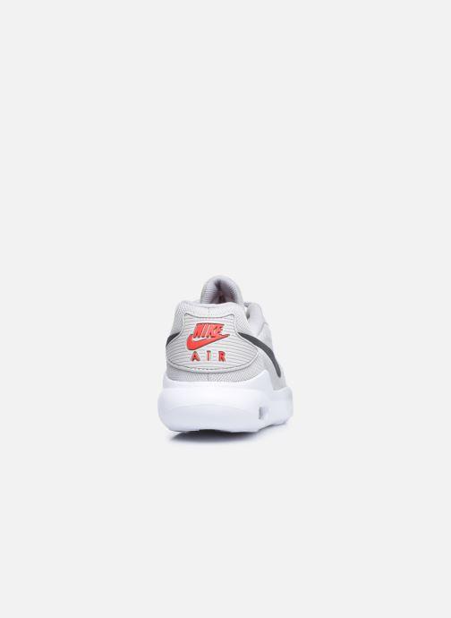 Sneaker Nike Nike Air Max Oketo (Gs) grau ansicht von rechts