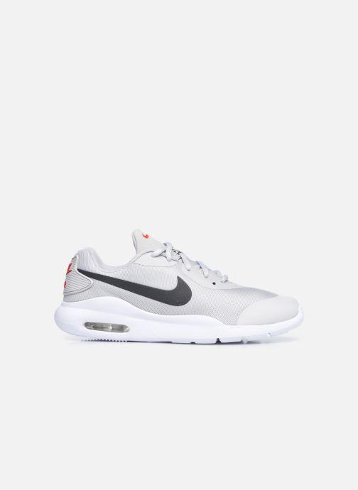 Sneaker Nike Nike Air Max Oketo (Gs) grau ansicht von hinten