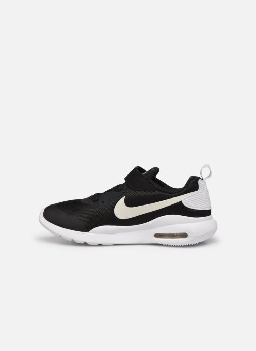 Baskets Nike Nike Air Max Oketo (Psv) Noir vue face