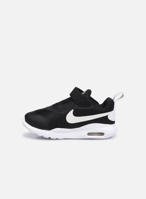 Deportivas Nike Nike Air Max Oketo (Tdv) Negro vista de frente