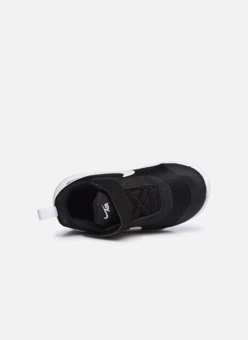 Deportivas Nike Nike Air Max Oketo (Tdv) Negro vista lateral izquierda