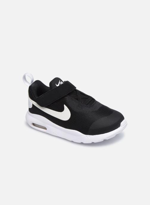 Deportivas Nike Nike Air Max Oketo (Tdv) Negro vista de detalle / par
