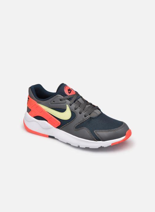 Chaussures de sport Nike Nike Ld Victory (Gs) Vert vue détail/paire