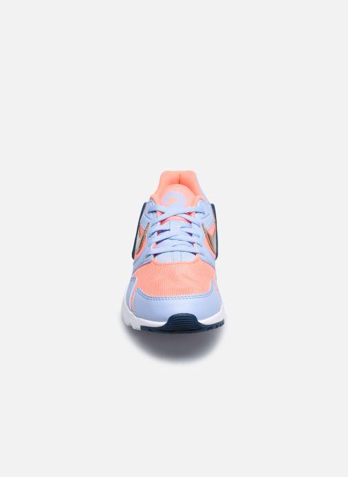 Sportschuhe Nike Nike Ld Victory (Gs) blau schuhe getragen