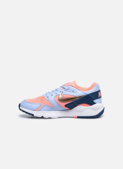 Sportschuhe Nike Nike Ld Victory (Gs) blau ansicht von vorne